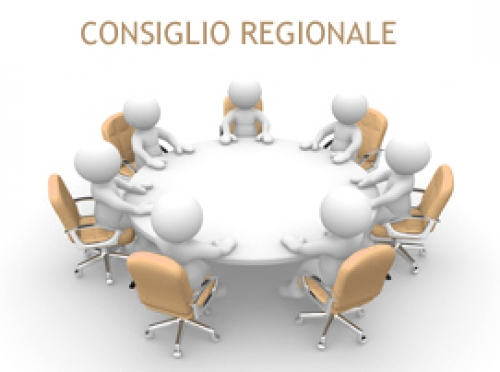 CONSIGLIO REGIONALE 29 APRILE 2016